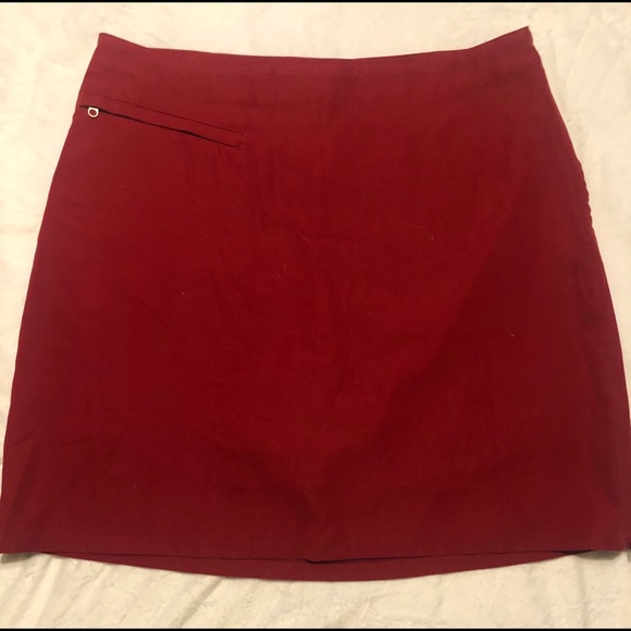 Patagonia Dresses & Skirts - Women's size 10 Patagonia red skort